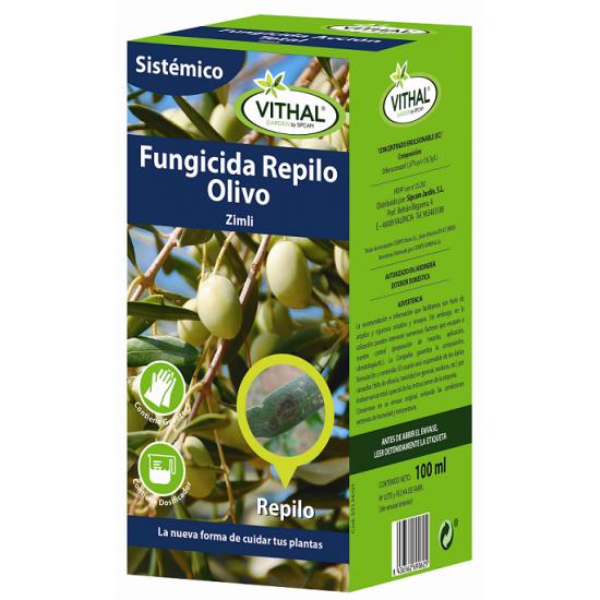 Fungicida Sistémico Polivalente Vithal Garden