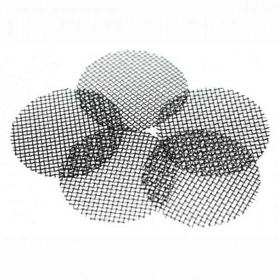 Rejilla para pipa acero inoxidable diam: 20mm 1 paq 5 piezas