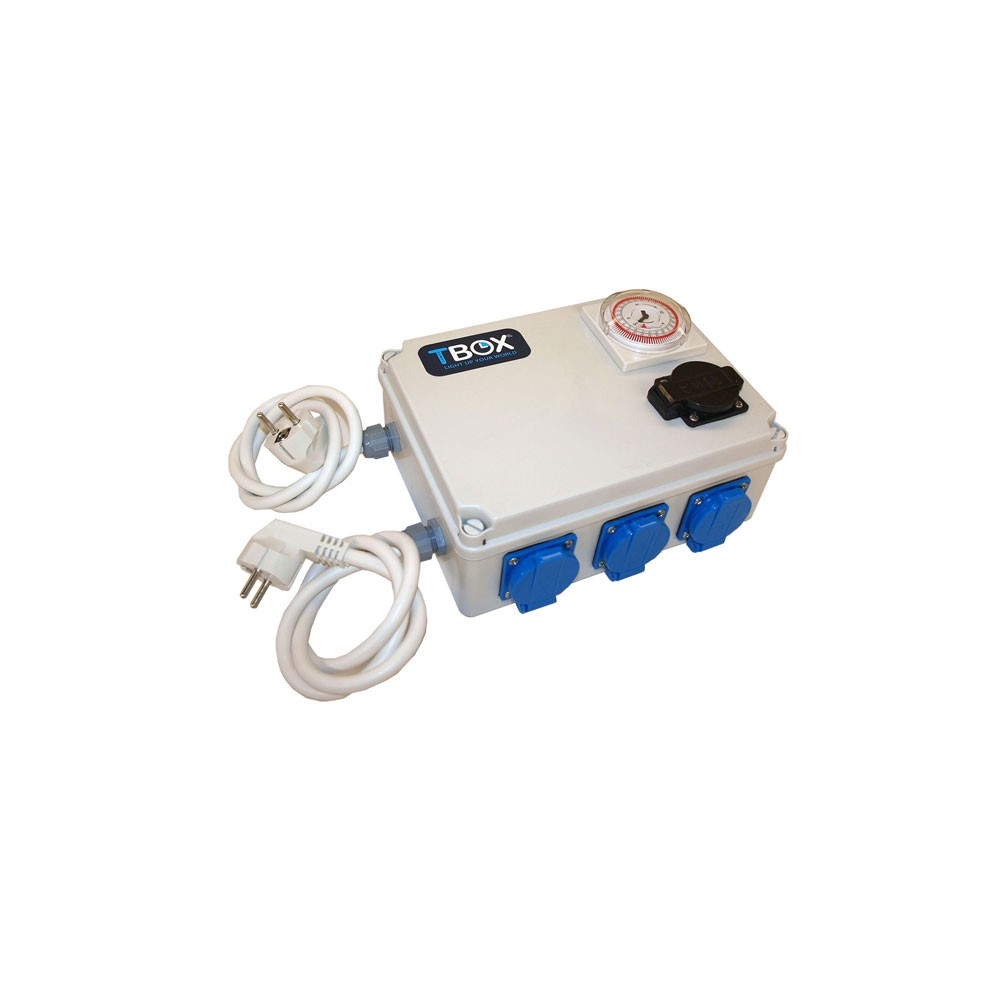 Temporizador multibase + heating T-Box