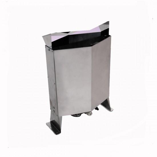 Generador de CO2 LP 10 QUEMADORES para propano-butano Superpro
