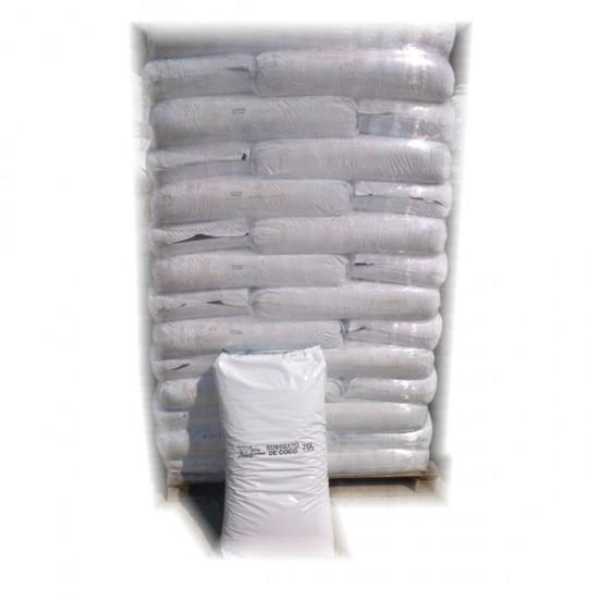 Cocopeat hidratado estructura media