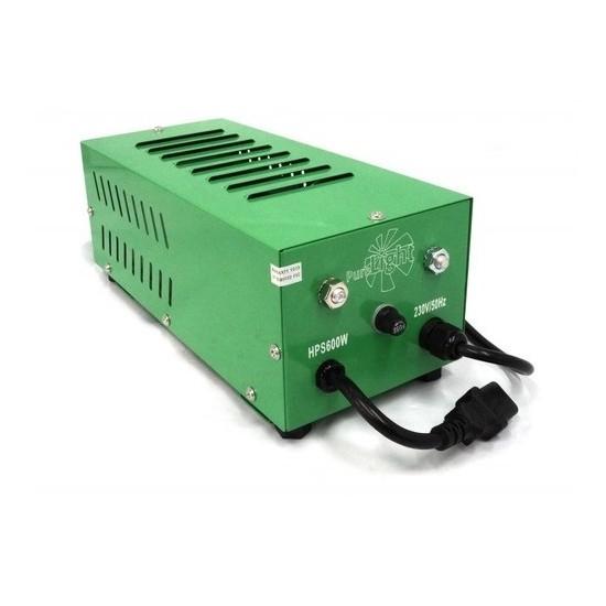 Balastro electromagnético 600w PURE LIGHT