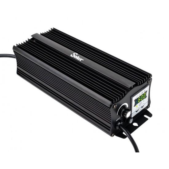 Balastro Digital Electra Solux 600w