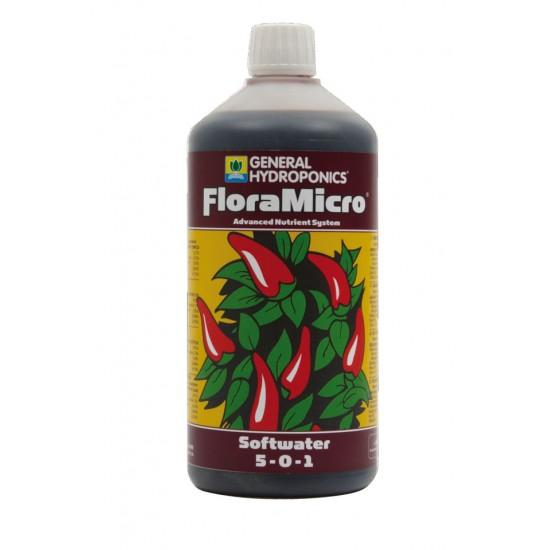 Flora Micro Agua Blanda GHE