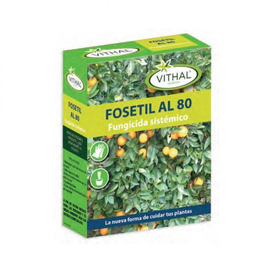 Fungicida Fosetil Al 80 WP Vithal Garden